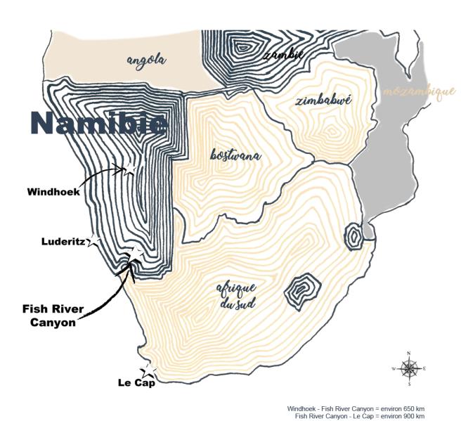 carteAfrique